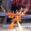 不锈钢设计雕塑制作 广西不锈钢雕塑厂家