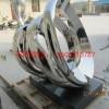 不锈钢螺旋雕塑 不锈钢雕塑