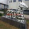 不锈钢马雕塑 艺术雕塑