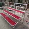 合唱台 拆装合影台 舞台楼梯 铝合金折叠踏步直销