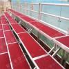集體合影站架 移動鋁合金合唱臺階 三層四層移動踏步直銷