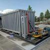库存1500方一体气化调压撬 全新杜尔空温式汽化器