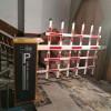 商场摆闸上电后摆臂来回转动或开闸后不限位的原因