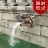 石雕龙头可以喷水流水