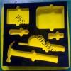 明佳厂家定制EVA包装盒内衬 EVA冷热压一体成型制品