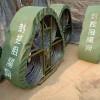 格尔木1.35米三圈滚筒式反恐防暴应急封控阻隔网