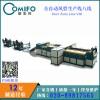 广州康美风全自动风管生产八线/风管生产线/风管生产设备
