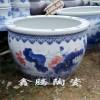 供應陶瓷大缸 1米直徑陶瓷大缸 景德鎮陶瓷廠家