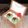 供应密封陶瓷茶叶罐 logo陶瓷罐订做 鑫腾陶瓷直销