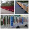龙岗建筑施工PVC塑胶护栏热卖促销,隔离护栏加工定制