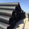 湖北孝感HDPE钢带管增强螺旋管不同土质的处理方法
