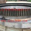 活性石灰回轉窯大齒輪/冶金煅燒回轉窯滾圈配件加工