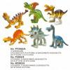优肯静态恐龙模型益智玩具批发价格 源头生产厂家