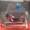 风味香肠卤制夹层锅 不糊锅刮底搅拌炒锅 汤料蒸煮夹层锅