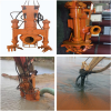 6寸抽沙泵-挖機液壓抽沙泵