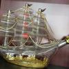 帆船白酒瓶厂家定制一帆风顺玻璃酒瓶