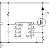 输入12-36V汽车前大灯驱动方案过EMC简单好过外围元器件少!