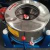 岳陽賓館客房布草洗滌,專用100KG工業脫水機
