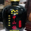 安庆黑釉陶瓷酒缸150斤批发 酒店陶瓷存?#38138;?#21378;家直销