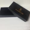 天地蓋硬紙盒黑色表帶盒