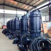 带搅拌耐磨潜水抽沙泵-带搅拌抽沙砂泵选型