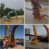 码头清淤泥沙泵-挖机液压泥沙泵