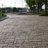 印花地坪材料,印花道路,印花地坪技术