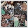 耐磨抽沙泵 泵体 过流部件采用Cr26合金材质