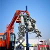 沃泉泥沙泵机组——挖掘机+液压泥沙泵 桂林山清水秀专用设备
