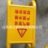 天然气管道保护架 各种管道专用防撞护栏可定做