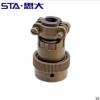 安费诺环形MIL规格连接器PT06A-14-AA