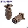 供应安费诺 各系列圆形连接器PT02A-18-8S