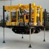 供应XYD-130履带式钻机行走式勘探钻机百米设备