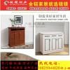 锐镁全铝家具定制 全铝鞋柜储物柜 木纹材料 家具铝材批发
