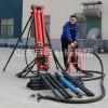 供应巨匠KQZ-100全气动潜孔钻机野外施工30米支护钻机