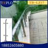 天波厂家定制苏州不锈钢立柱护栏 玻璃栏杆 楼梯扶手 立柱