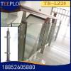 定制海安阳台玻璃栏杆立柱 天波厂家