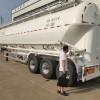 食用面粉运输车 60立方白面运输车 面粉运输专用车厂家