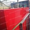 炜桦WH-01消火栓箱成型机消防箱成型机均已通过CE认证