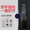 广东顾家安GJA8006全自动智能锁厂家批发