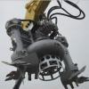 10寸挖机抽沙泵,500方液压吸沙泵,1000米输送抽沙泵