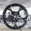 锻造轮毂工厂广州锻造轮毂阿尔法锻造轮毂