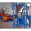 PVC彈性體電纜料造粒機,PVC電纜料造粒設備(規格)