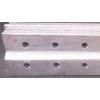 钢丝绳输送带专用铝合金接头夹具
