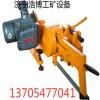 铁路器材KJD-I(矿用)电动锯轨机