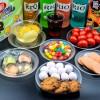 欣阜盈一次性水晶餐具-款式新颖、健康环保