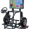 纯电动汽车电动转向助力系统教学实训台