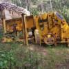 云南昆明整套二手二合一破碎机生产线设备低价处理
