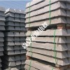 水泥枕木图纸-600轨距水泥枕木图纸