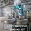 石磨磨面机2组圆筛石磨磨面机石磨磨面机厂家